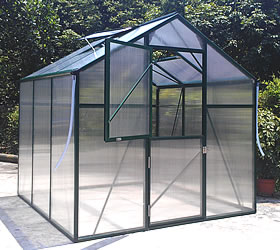 Solar Harvest Greenhouse kit