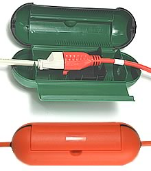 Greenhouse Electrical Supplies - Waterproof Extension Cord Covers