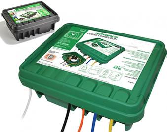 Waterproof Electrical Box With Cover Waterproof Free