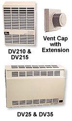 Empire Dv Gas Heater