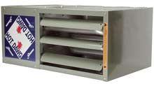 modine hot dawg gas garage heater - Natural Gas Garage Heater