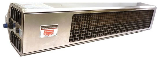Patio Pal DSCS Heater