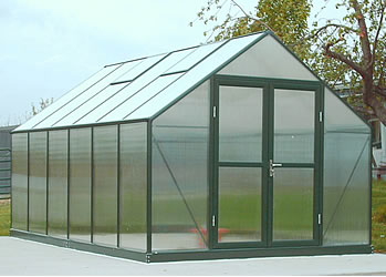 8' Easy Grow Greenhouse