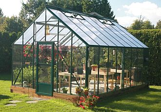 Cottage Greenhouses Glass Amp Polycarbonate Models