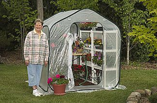 Clear Spring House, SpringHouse Flower House Greenhouse