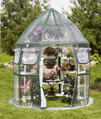 Conservatory Portable Greenhouse Kit
