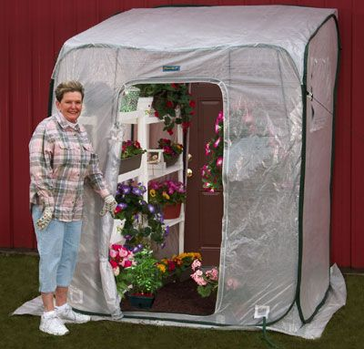 HotHouse Portable Greenhouse Kit