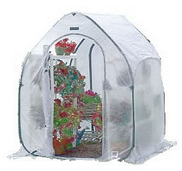 Flowerhouse Planthouse 5 greenhouse