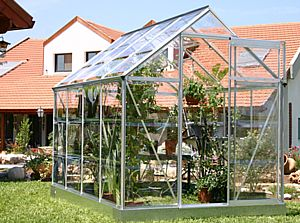 Rion Silverline Greenhouse