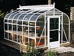 Twinwall Cross Country Greenhouse