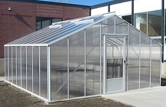 Cross Country Arctic 5 Wall Greenhouses Formerly Triplewall
