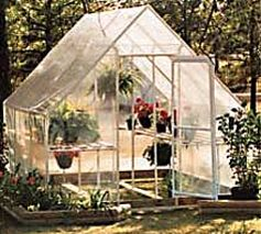 PVC Little Greenhouse 8510