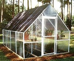 PVC Little Greenhouse 8514